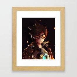 The Slipstream Framed Art Print