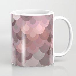 Pink Scales Coffee Mug