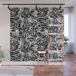 BLACK HUFF Wall Mural