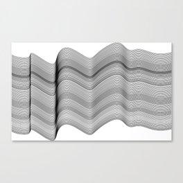 VIGOR_pattern Canvas Print