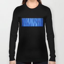 Ambient 8 in blue Long Sleeve T-shirt