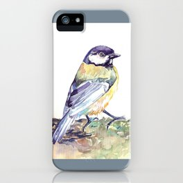 Lovely Birds №3 iPhone Case
