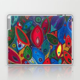 Tribute to the Decedents of the Goddex Kunta Laptop & iPad Skin