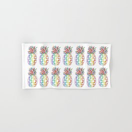 Pineapple Hand & Bath Towel