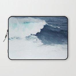 Wave Surfer Indigo Laptop Sleeve
