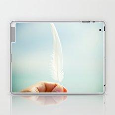 One Feather Laptop & iPad Skin
