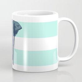 The Green Elephant Coffee Mug