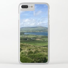 Ireland Clear iPhone Case