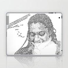 Words on the Subject Laptop & iPad Skin