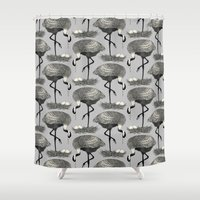 mother Shower Curtains featuring Mother by Laura Sgherri