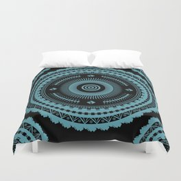 Pattern Mandala Duvet Cover