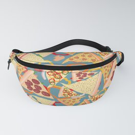Pizza Pattern No. 1 Fanny Pack