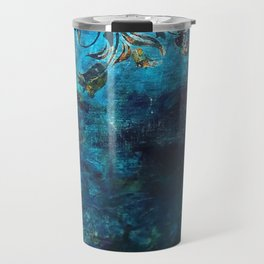 Flame of the Forest Travel Mug