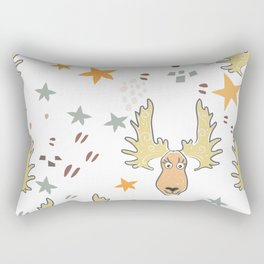 Mooses Rectangular Pillow