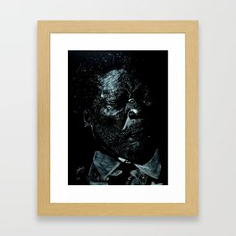 BB KING Framed Art Print