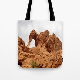 Elephant Rock - Valley of Fire Tote Bag