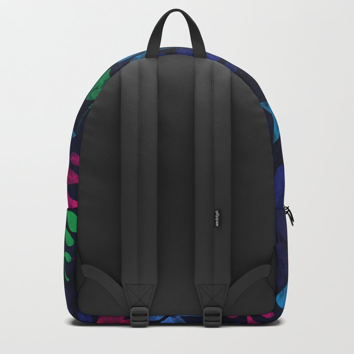 Floral #৩ Backpack