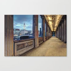 Window To The Other World Canvas Print