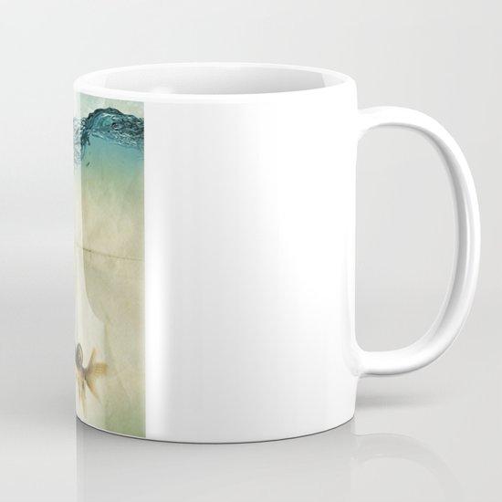 Fish eye lens 02 Mug