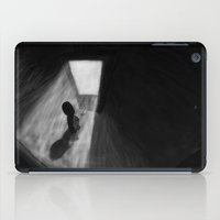 tv iPad Cases featuring Television by Maxwell Art