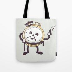 TimeCop Tote Bag