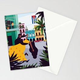 Havana ft. Salsa Dancers Stationery Cards