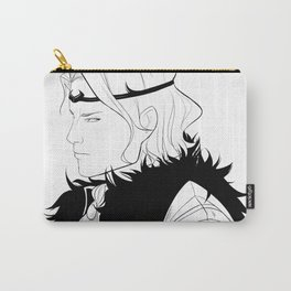 Winter Prince Carry-All Pouch