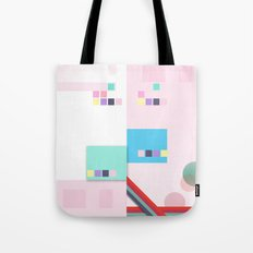 Skyline '46 Tote Bag