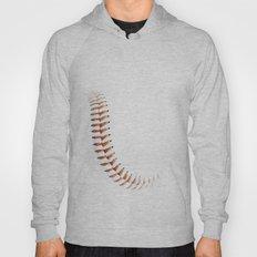 Baseball stitch Hoody