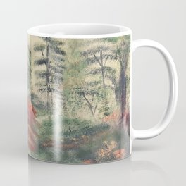 The green forest Coffee Mug
