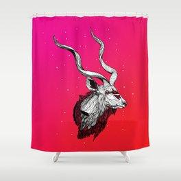 Kudu. Shower Curtain
