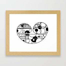 Abstract 47 Framed Art Print