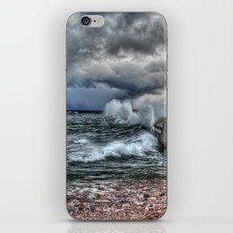 October on Superior iPhone Skin