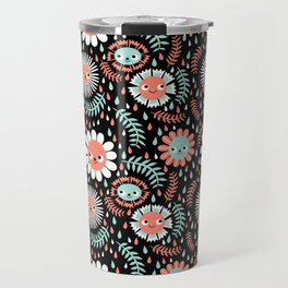 Aril Showers May Flowers Travel Mug