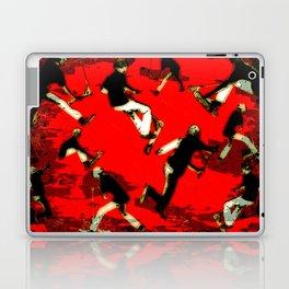 Scooter Mania - Stunt Scooter Fun Laptop & iPad Skin
