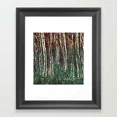 :: Wild in the Woods :: Framed Art Print