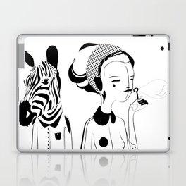 Breathe me - Emilie Record Laptop & iPad Skin