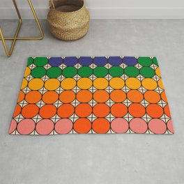 Rainbow Connection Rug
