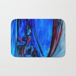 All Too Blue Bath Mat