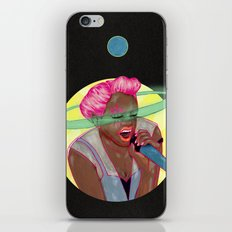 Soto Voce - Girlschool iPhone & iPod Skin