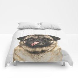 Cheeky Pug Comforters