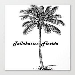 Tallahassee Florida Canvas Print