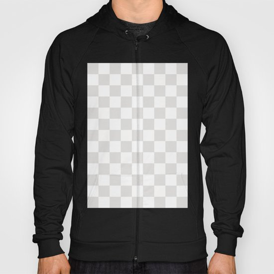 Checker (Platinum/White) Hoody
