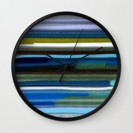 Illuminated Landscape Wall Clock