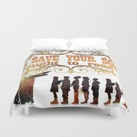 read Duvet Covers featuring Read by Ƃuıuǝddɐɥ-sı-plɹoʍ-ɹǝɥʇouɐ