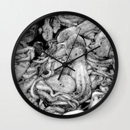 polvo Wall Clock