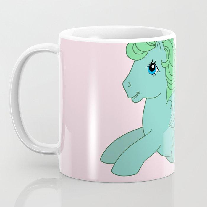 g1 my little pony Medley Coffee Mug