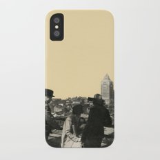 Views Across Vancouver iPhone X Slim Case