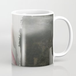 Saturn Landing Coffee Mug