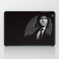gangster iPad Cases featuring Gangster Engraving by George Peters